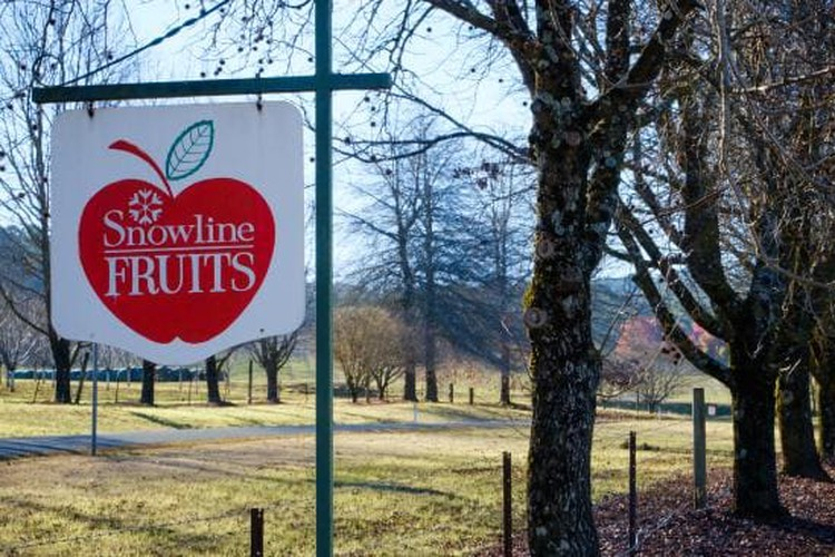 Snowline Fruits at Stanley in Victoria